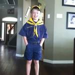 cub scout josh