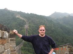 J at Great Wall